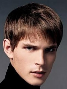 New Man Photo Hairstyle 2010