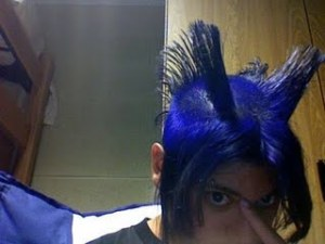 Pictures Gallery New Men Punk Mohawk Hairstyles For Men 2010